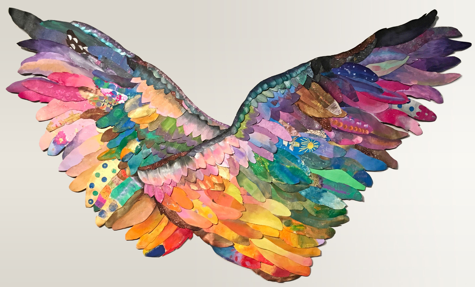 Art of Giving: Spread Your Wings