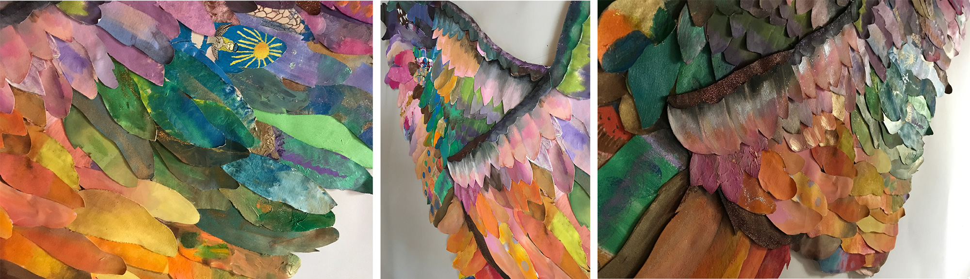 Spread Your Wings, Detail