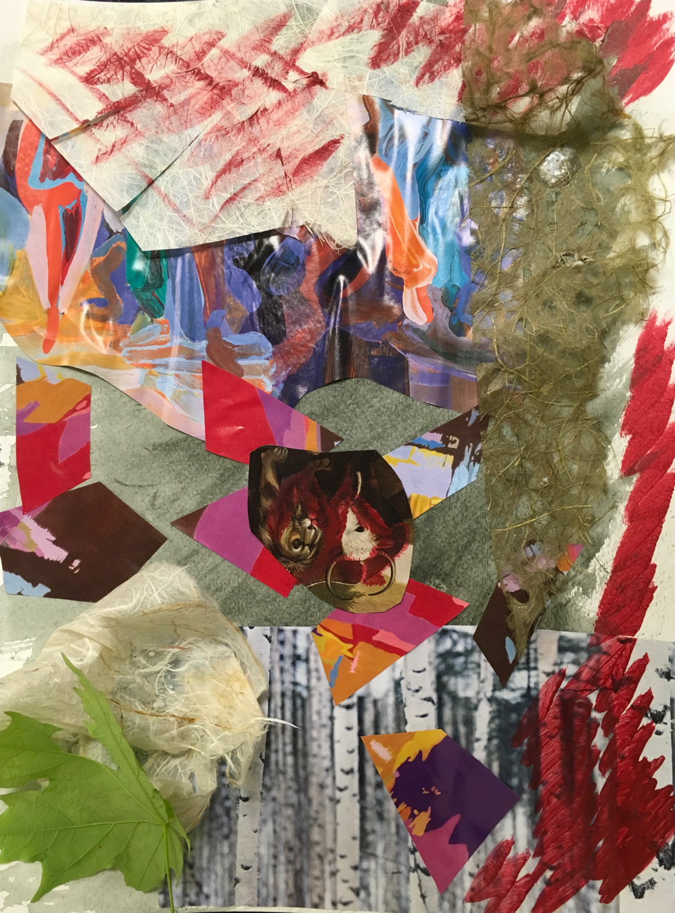 Creative Awakenings at Canyon Ranch Guest Art