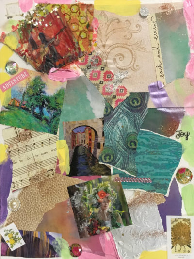 Creative Awakenings at Canyon Ranch Guest Art