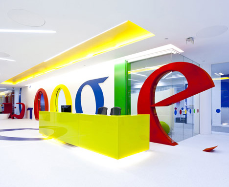 Google Offices, London