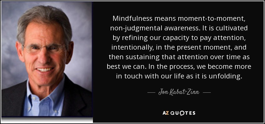 Dr. Kabat-Zinn - Meditation