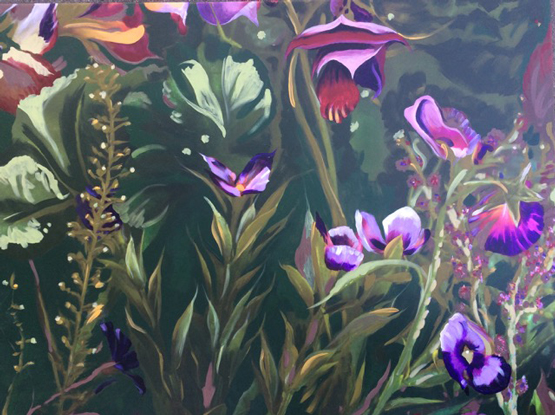 Featured Art: Sea Garden by Byron Keith Byrd