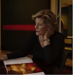 Agnes Gund by Annie Leibovitz