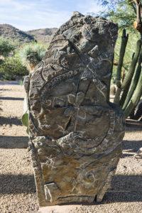 Journey Runestone by Elizabeth Bryan-Jacobs