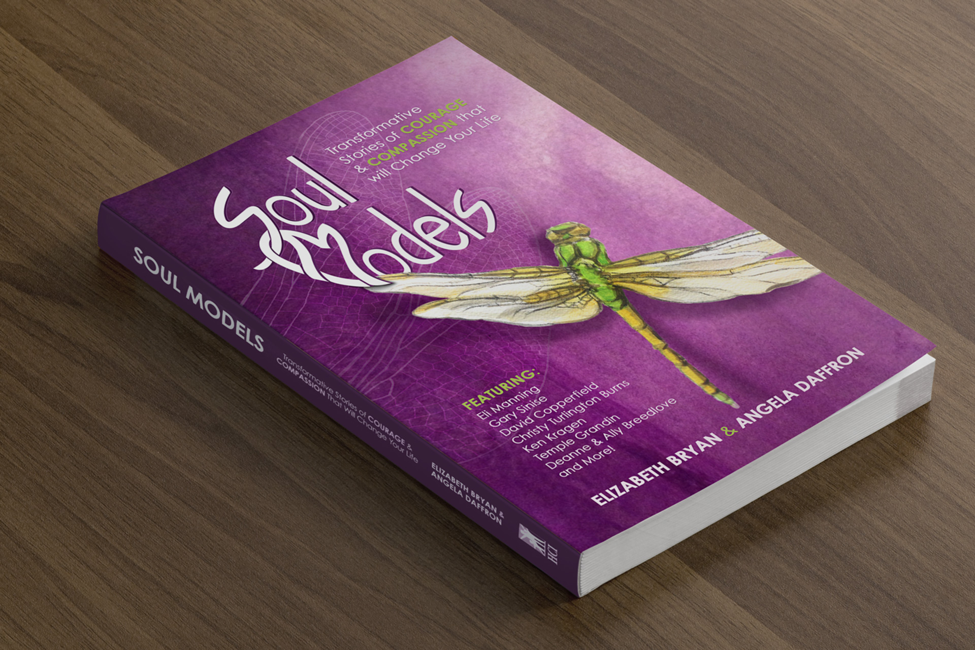 Soul Models book by Elizabeth Bryan-Jacobs