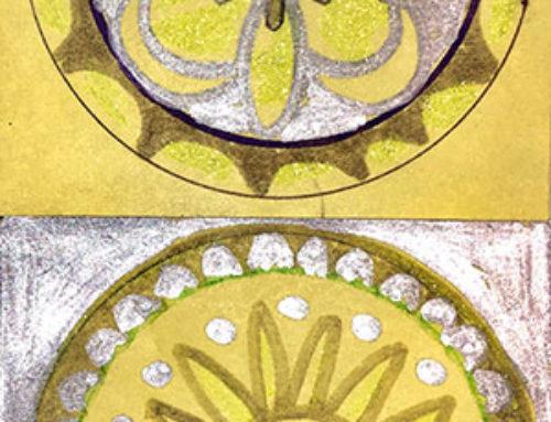 The Joy of Creativity: Make Mandalas on Post-its and Boost Seratonin TODAY